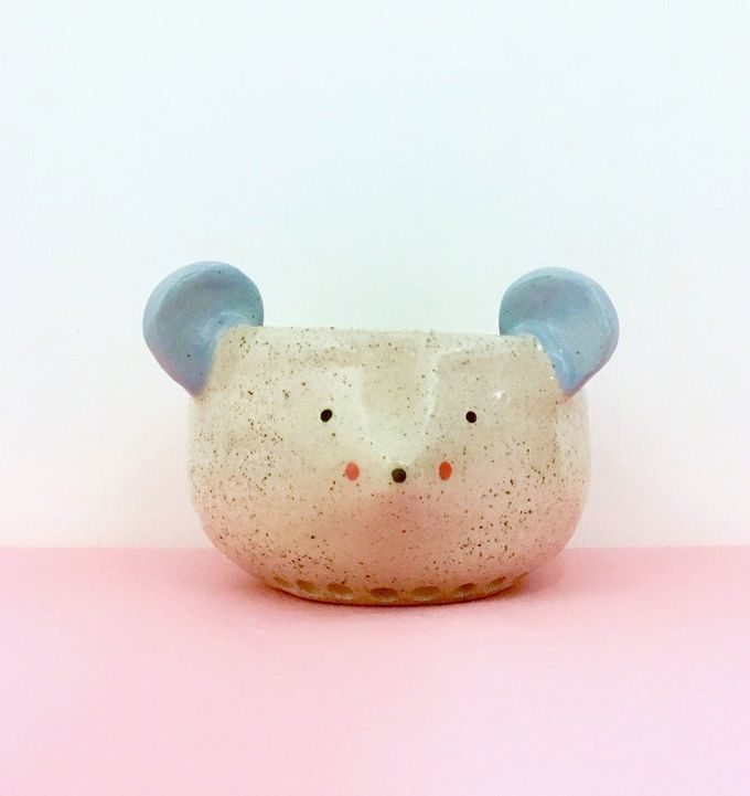 Ceramic Planters by Sonra Clay