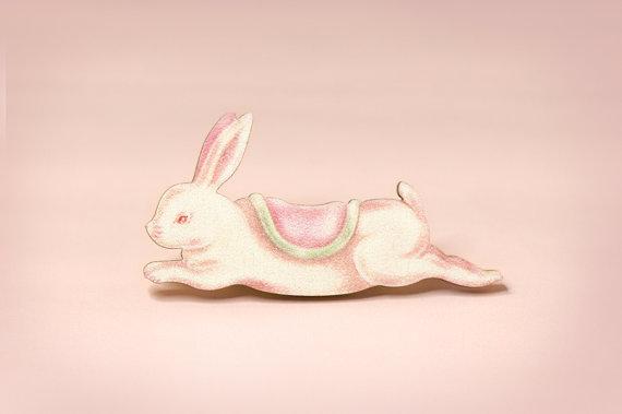 Bunny Pin / Sous Sous