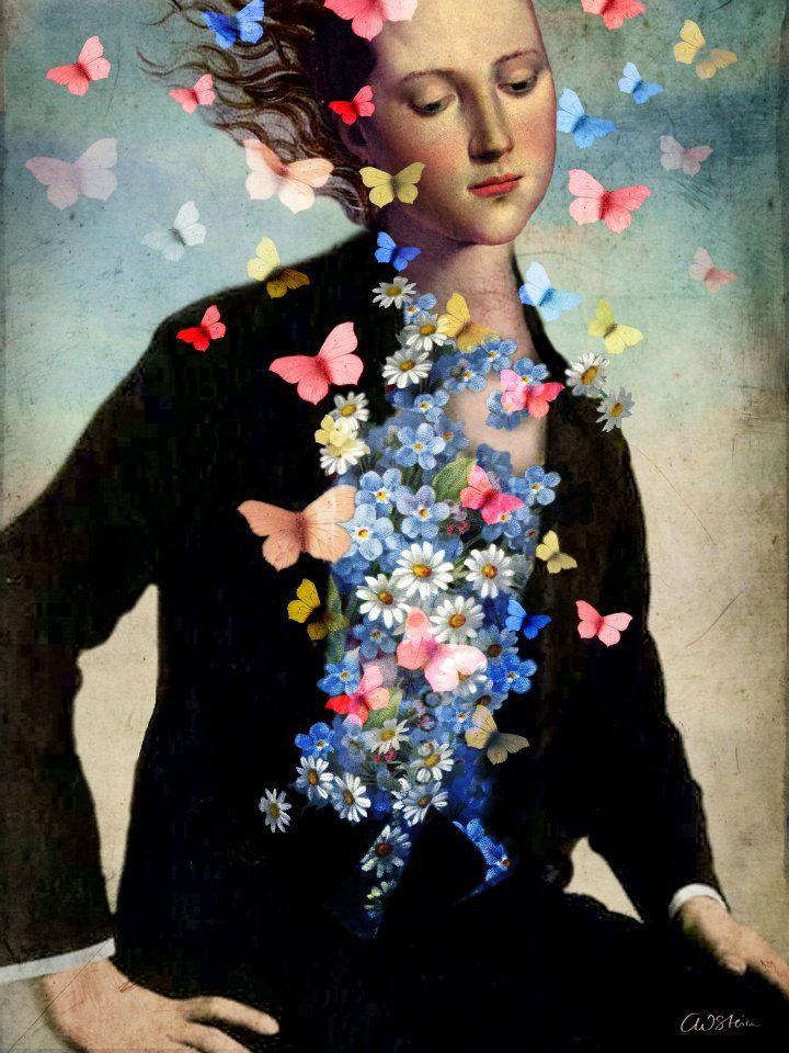Spring Awakening, by Catrin Welz-Stein.