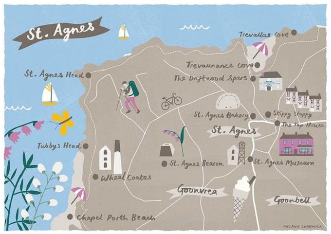 St Agnes, Cornwall - Melanie Chadwick