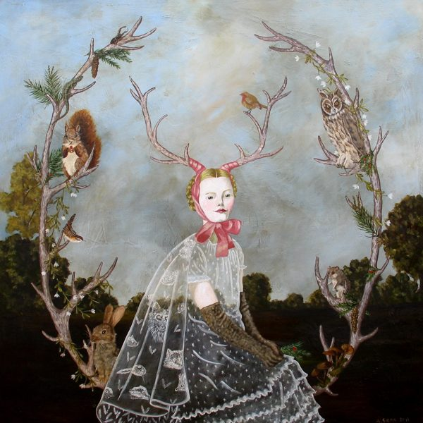 St. Forest. By Anne Siems, 2011.