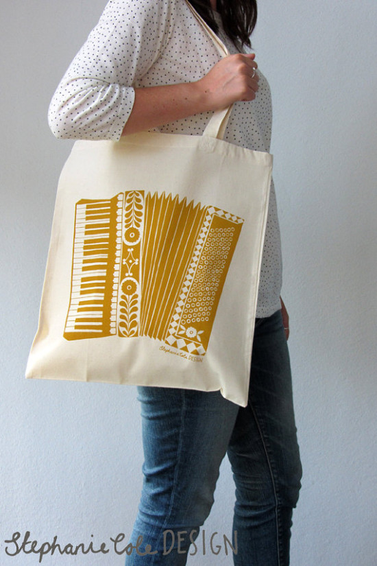 Tote bag / Stephanie Cole