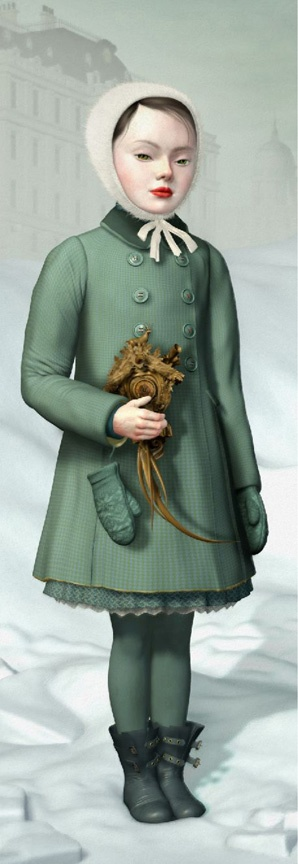 The Gift of Time. By Ray Caesar, 2012.