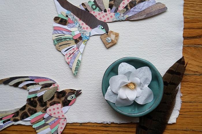 Paper art / Tara Galuska