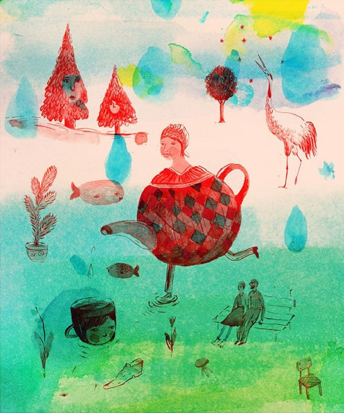 Tea Time - Alexandra Sternin