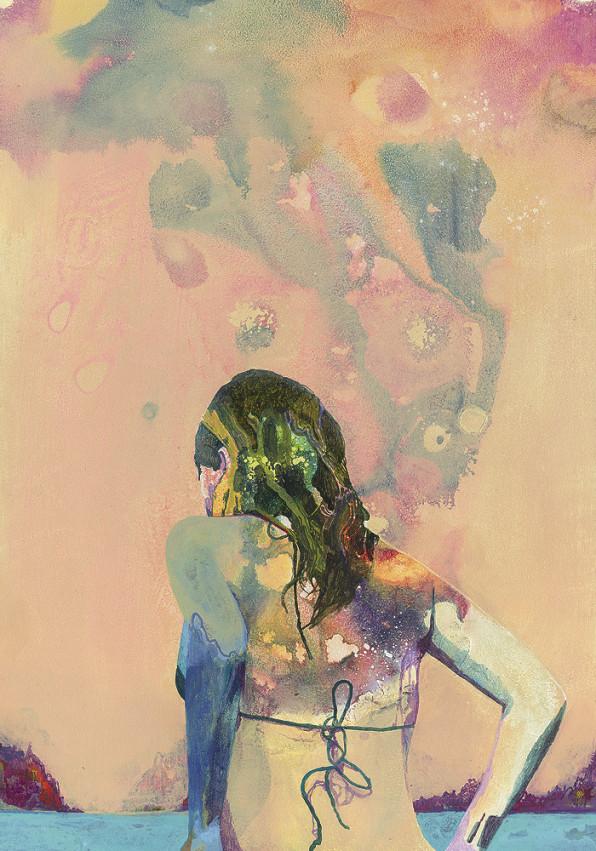 Teenage Wasteland. By Fredrik Åkum, 2010.