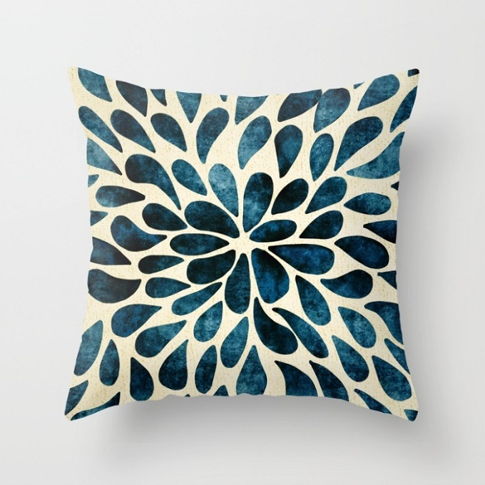 Throw Pillow Cover - Klara Acel