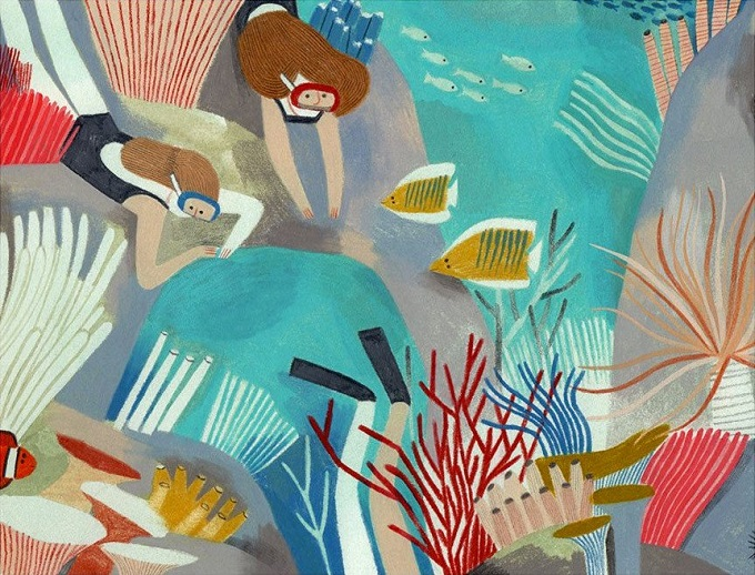 Under the Sea - Beatrice Cerocchi