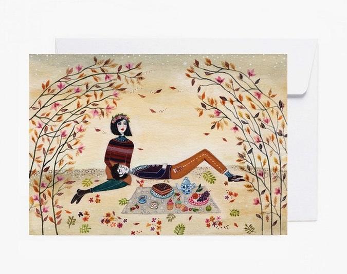 Valentine's Day Card - Sonia Cavallini