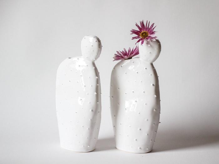 Cactus Vase / Olis Cupboard