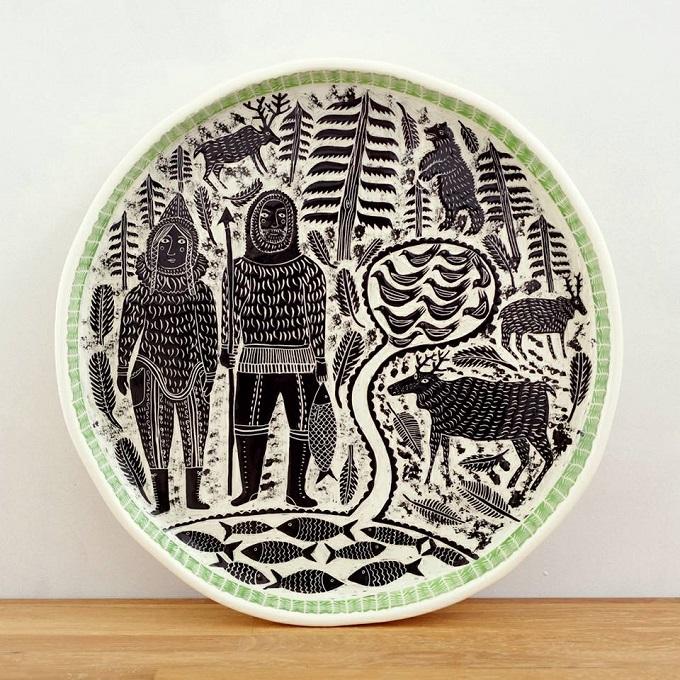 Ceramics by Vicky Lindo