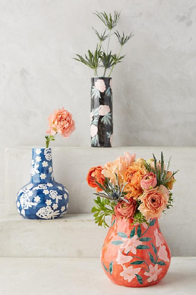 Welcome Spring Vase - Leah Goren