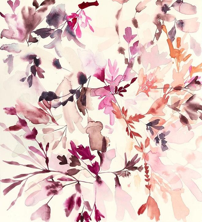 Wildflower Study - Jen Garrido