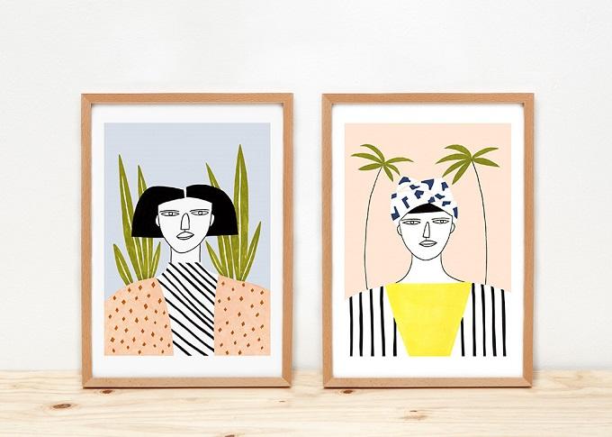 Women Prints - Depeapa