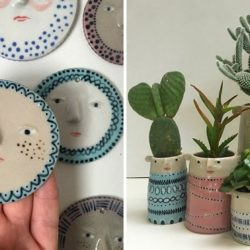 The Pottery Parade: October was all about Ceramics!