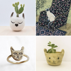 Cat Items on ArtisticMoods