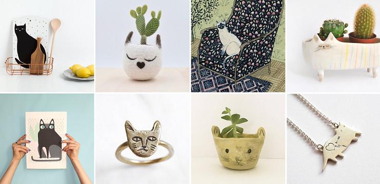 Cat Items on ArtisticMoods