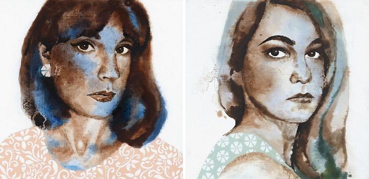 Portraits by Johanna Wilbraham