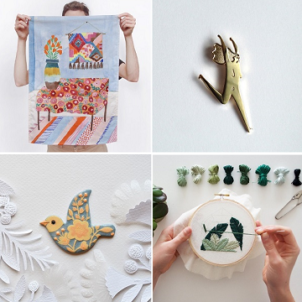 Handmade Gift Ideas on ArtisticMoods