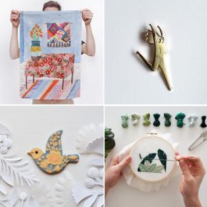 Handmade Gift Ideas on ArtisticMoods