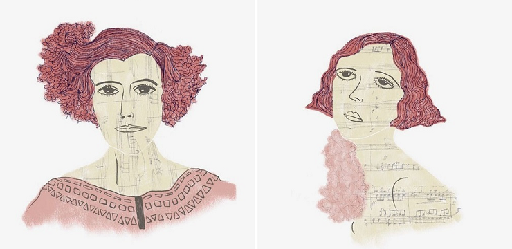 Illustration by Karina Busquets