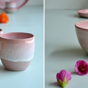 Ceramics by Studio Noot & Zo