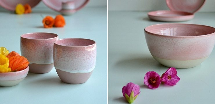 Ceramics by Studio Noot & Zo