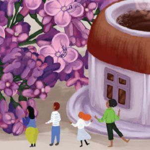 Illustration by Loreta Isac
