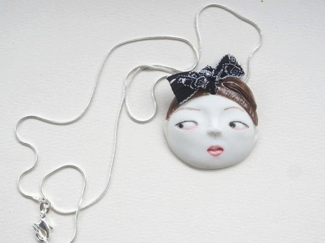 Pendant / Dai Li Jewellery