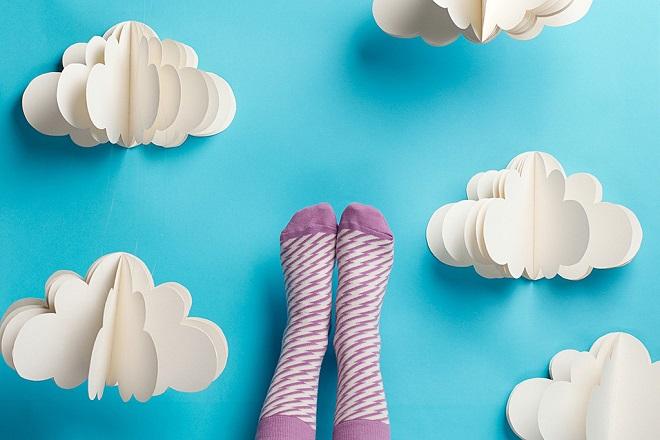 Lavender Socks / Sammy Icon