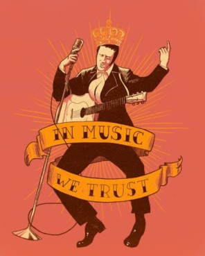 In Music we Trust, by Matheus Lopes.