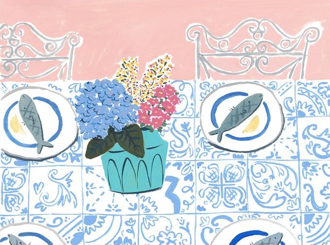 Illustration by Jackie Diedam